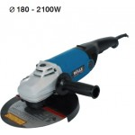 ANGLE GRINDER BULLE AGB 23 - 180 2100W/180mm