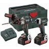 Metabo Combo Set Battery 2.1.5 18 V (SB 18 LTX + SSD 18 LTX 200)