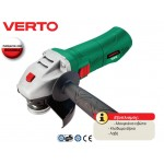 ANGLE GRINDER VERTO 51G052 - 500W/115mm