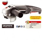 ANGLE GRINDER GRAPHITE 59G096 - 960W